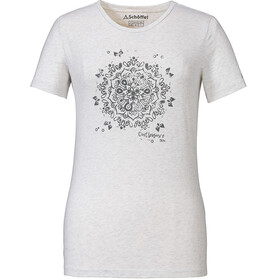 Schöffel Zug2 - T-shirt manches courtes Femme - blanc